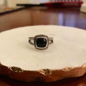 David Yurman Albion Onyx Ring